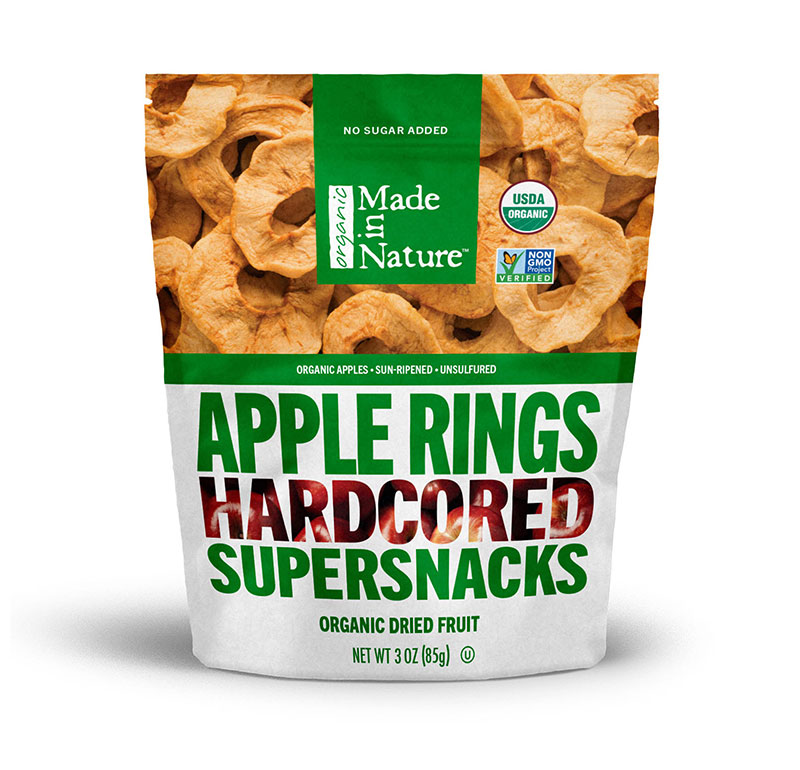 Made In Nature - Apple Rings