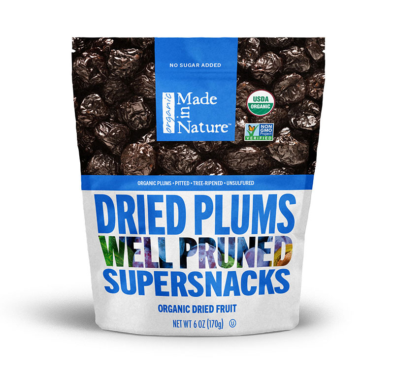Made In Nature - Dried Plums