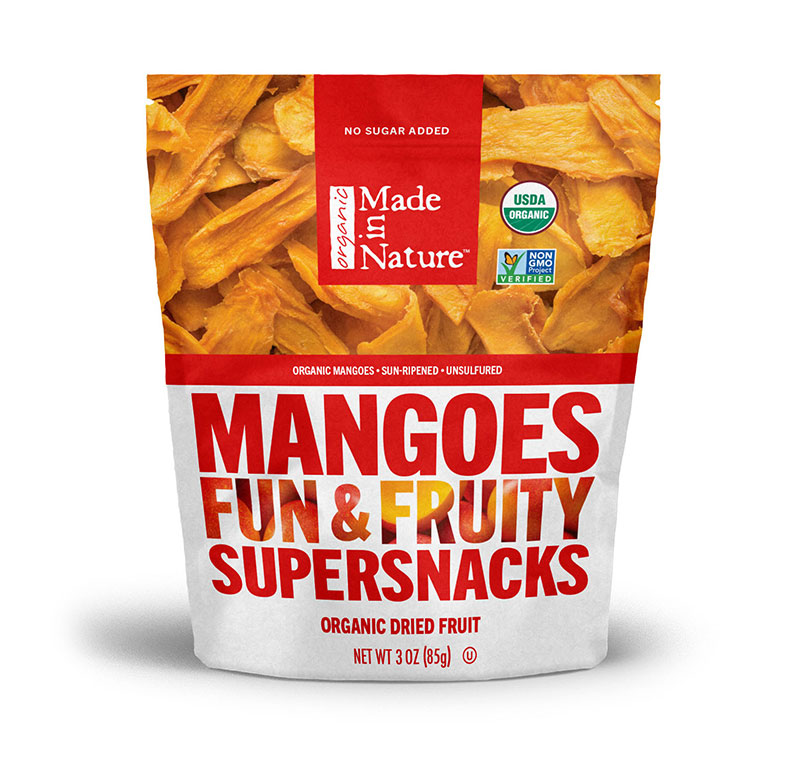 Made In Nature - Mangoes